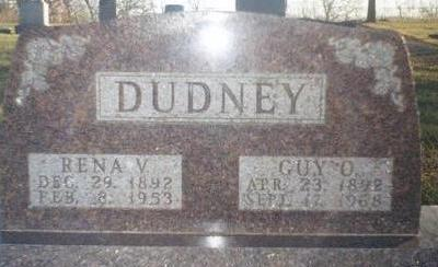 DUDNEY, GUY O. - Clarke County, Iowa | GUY O. DUDNEY