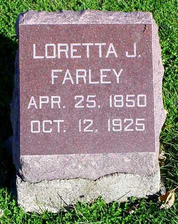 FARLEY, LORETTA J. - Clarke County, Iowa | LORETTA J. FARLEY