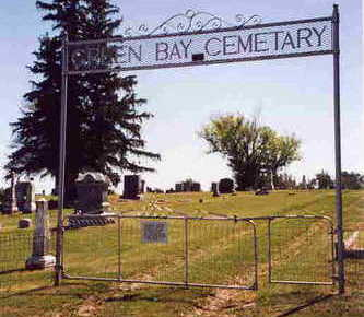 GREEN BAY, CEMETERY - Clarke County, Iowa | CEMETERY GREEN BAY