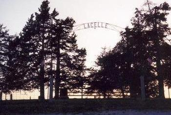 LACELLE, CEMETERY - Clarke County, Iowa | CEMETERY LACELLE