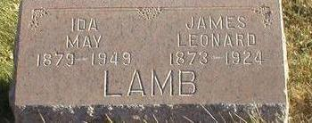 LAMB, JAMES - Clarke County, Iowa | JAMES LAMB