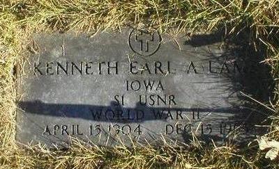 LAMB, KENNETH - Clarke County, Iowa   KENNETH LAMB