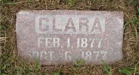 LARKINS, CLARA - Clarke County, Iowa | CLARA LARKINS