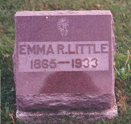 BROWNS LITTLE, EMMA - Clarke County, Iowa | EMMA BROWNS LITTLE
