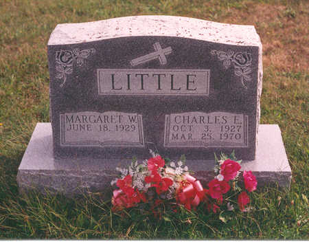 LITTLE, MARGARET - Clarke County, Iowa | MARGARET LITTLE
