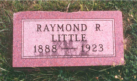 LITTLE, RAYMOND - Clarke County, Iowa | RAYMOND LITTLE