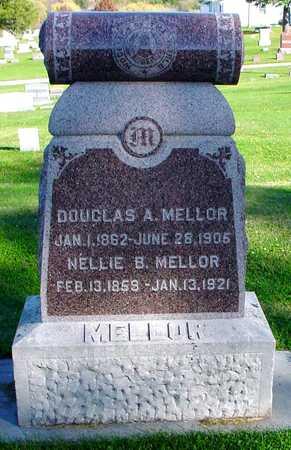 MELLOR, DOUGLAS A. - Clarke County, Iowa | DOUGLAS A. MELLOR