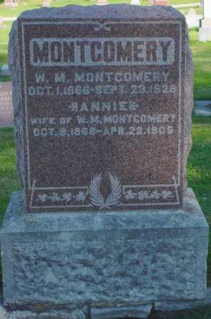 MONTGOMERY, ANNIE - Clarke County, Iowa | ANNIE MONTGOMERY
