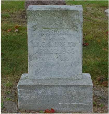 MORROW, MARY M. - Clarke County, Iowa | MARY M. MORROW