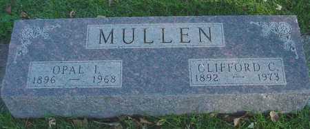 MULLEN, OPAL - Clarke County, Iowa | OPAL MULLEN