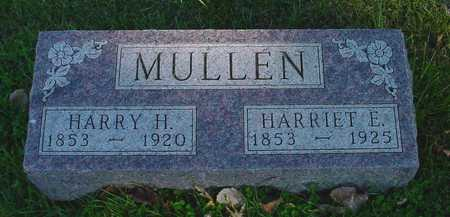 MULLEN, HARRY H. - Clarke County, Iowa | HARRY H. MULLEN