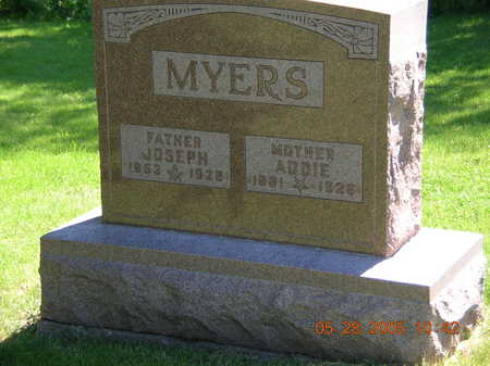 MYERS, MARY ADDALAIDE