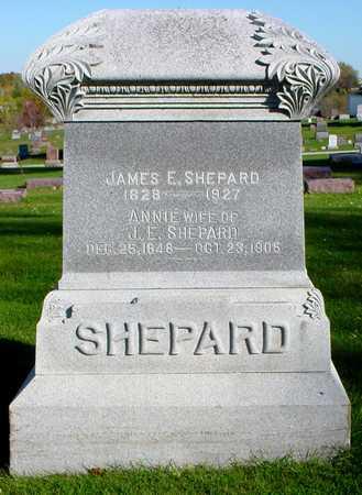 SHEPARD, JAMES E. - Clarke County, Iowa | JAMES E. SHEPARD