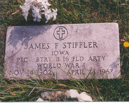 STIFFLER, JAMES - Clarke County, Iowa | JAMES STIFFLER