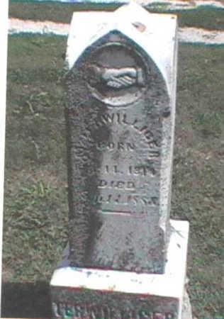 TERWILLIGER, UNKNOWN - Clarke County, Iowa | UNKNOWN TERWILLIGER