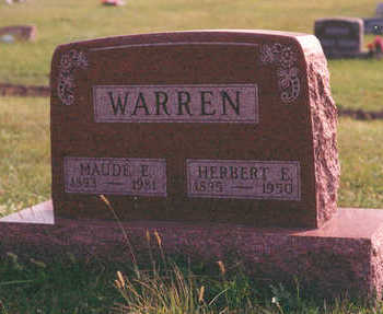WARREN, HERBERT - Clarke County, Iowa | HERBERT WARREN