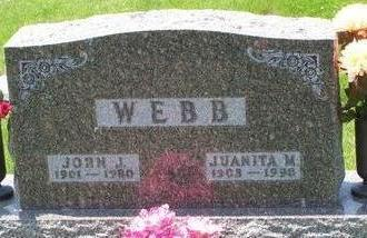 WEBB, JUANITA - Clarke County, Iowa | JUANITA WEBB