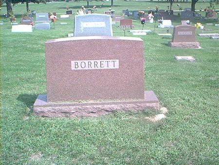 BORRETT, FAMILY - Clay County, Iowa   FAMILY BORRETT