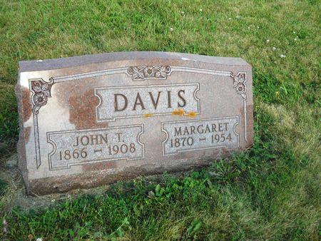 DAVIS, MARGARET - Clay County, Iowa | MARGARET DAVIS
