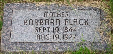 FLACK, BARBARA - Clay County, Iowa | BARBARA FLACK