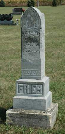 FRIES, MARIA C. - Clay County, Iowa | MARIA C. FRIES