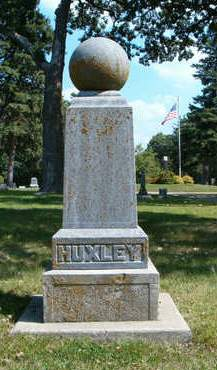 HUXLEY, J. M. - Clay County, Iowa | J. M. HUXLEY