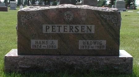 PETERSEN, HANS - Clay County, Iowa | HANS PETERSEN