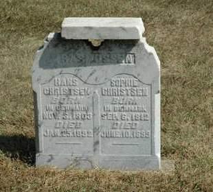 RASMUSSEN, HANS CHRISTSEN - Clay County, Iowa | HANS CHRISTSEN RASMUSSEN