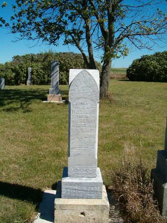 TIDEMAN, SOPHIA C. - Clay County, Iowa | SOPHIA C. TIDEMAN