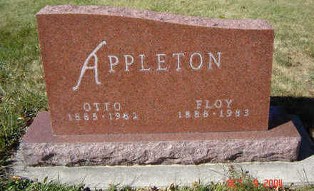 APPLETON, FLOY - Clayton County, Iowa | FLOY APPLETON