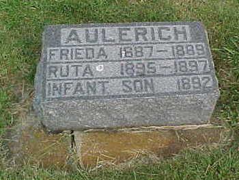 AULERICH, RUTA - Clayton County, Iowa | RUTA AULERICH
