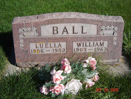 BALL, LUELLA - Clayton County, Iowa | LUELLA BALL