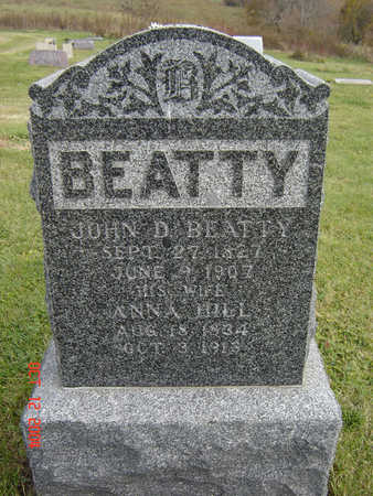 BEATTY, JOHN D. - Clayton County, Iowa | JOHN D. BEATTY
