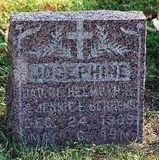 BEHRENS, JOSEPHINE - Clayton County, Iowa | JOSEPHINE BEHRENS
