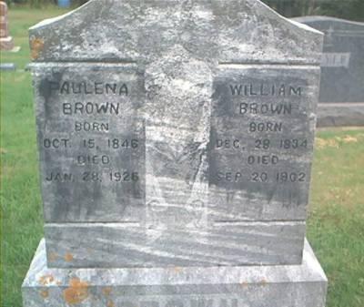 BROWN, PAULENEA & WILLIAM - Clayton County, Iowa | PAULENEA & WILLIAM BROWN