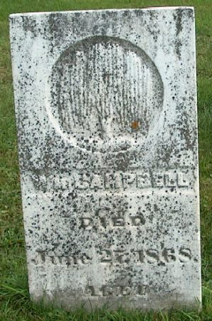 CAMPBELL, WILLIAM - Clayton County, Iowa | WILLIAM CAMPBELL