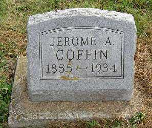 COFFIN, JEROME A. - Clayton County, Iowa | JEROME A. COFFIN