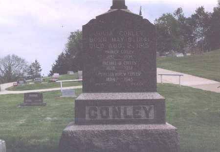 CONLEY, PATRICK - Clayton County, Iowa | PATRICK CONLEY