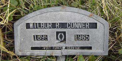 CONNER, WILBUR R. - Clayton County, Iowa | WILBUR R. CONNER