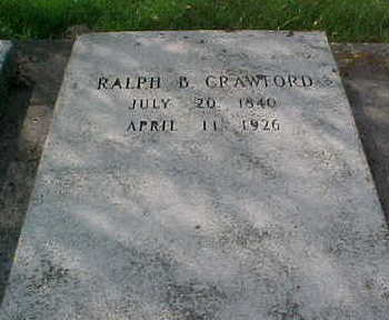 CRAWFORD, RALPH B - Clayton County, Iowa | RALPH B CRAWFORD