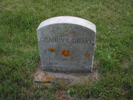 DRAKE, CHANCY - Clayton County, Iowa | CHANCY DRAKE