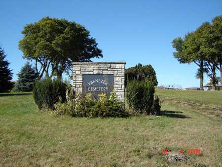 EBENEZER, CEMETERY - Clayton County, Iowa | CEMETERY EBENEZER