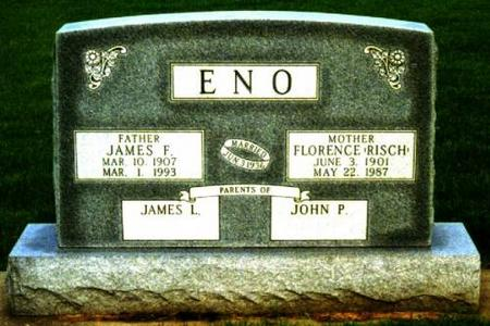 ENO, JAMES F. - Clayton County, Iowa | JAMES F. ENO