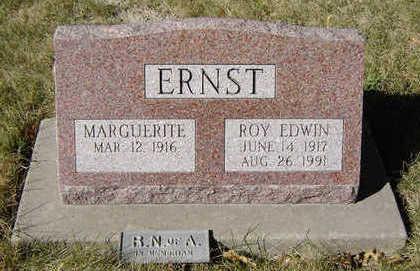 ERNST, ROY EDWIN - Clayton County, Iowa | ROY EDWIN ERNST