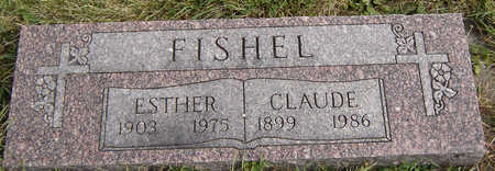 FISHEL, CLAUDE - Clayton County, Iowa | CLAUDE FISHEL