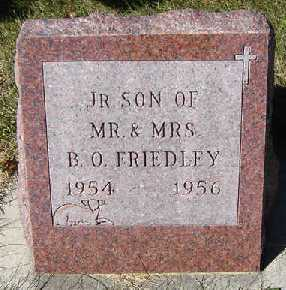 FRIEDLEY, JR. - Clayton County, Iowa | JR. FRIEDLEY