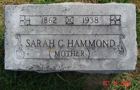 HAMMOND, SARAH C. - Clayton County, Iowa | SARAH C. HAMMOND