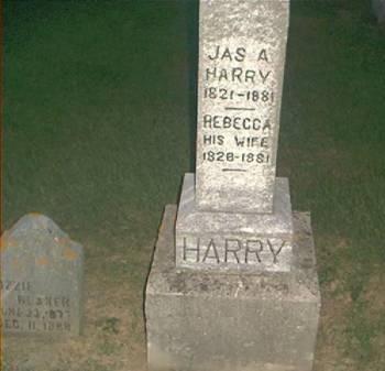 HARRY, JAMES A. & REBECCA - Clayton County, Iowa | JAMES A. & REBECCA HARRY