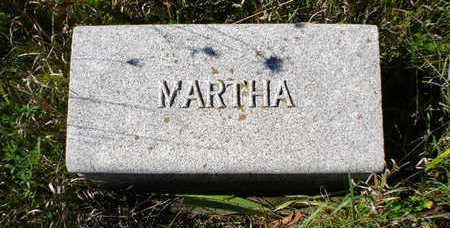 HARTMANN, MARTHA - Clayton County, Iowa | MARTHA HARTMANN
