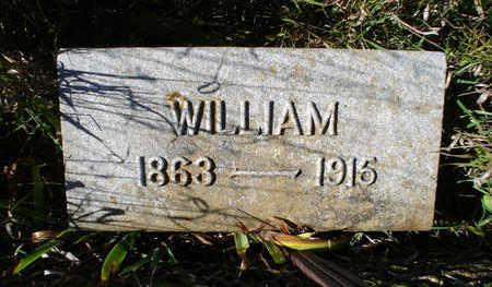 HARTMANN, WILLIAM - Clayton County, Iowa   WILLIAM HARTMANN